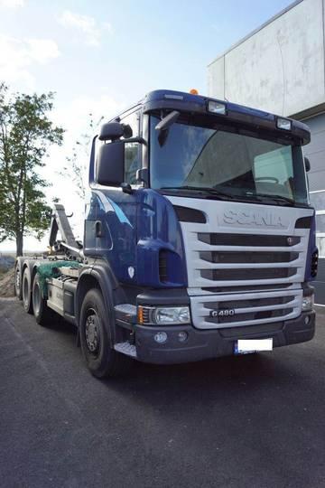 Scania G480 - 2012