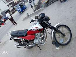 A sanlg motorcycle for sale
