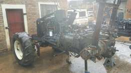 TS 90 New Holland 4WD being rebuilt with logbook