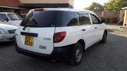 Mazda familia kcf,yr 2008,1.5cc,clean ride.trade in ok