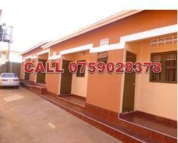 Quality double self contained in Kireka at 350k