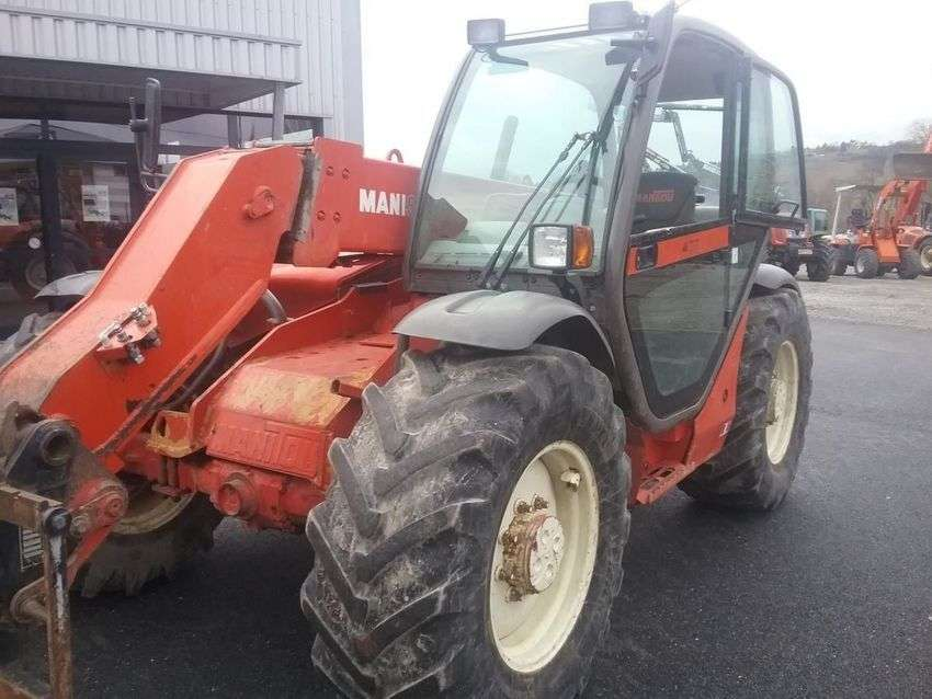 Manitou Mlt 633 - 2001