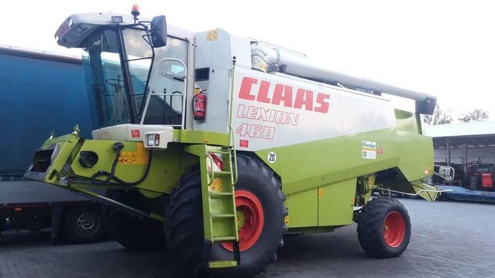 Claas Lexion 460 - 1997
