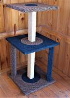 Beautiful Handcrafted Cat Stands