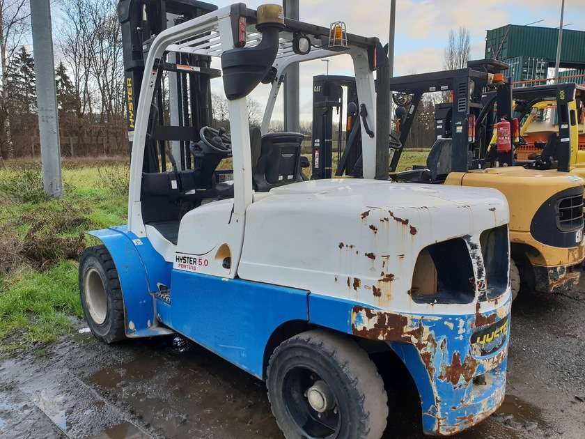 Hyster H5.0FT - 2008 - image 3
