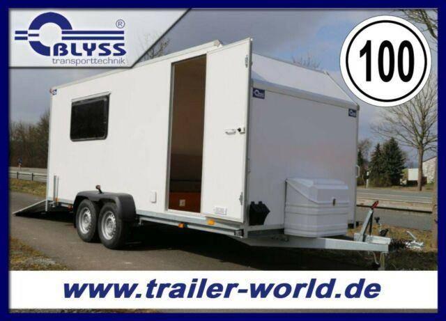 Wohnwagen 500x200x190cm Anhanger 2700