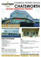 Income generating property