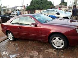 2months old clk 320 benz for sale