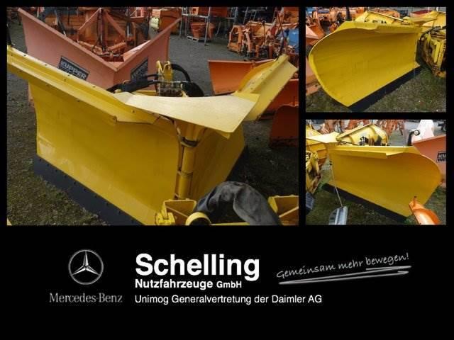 Schmidt V- Pflug - Schneepflug - - 2001