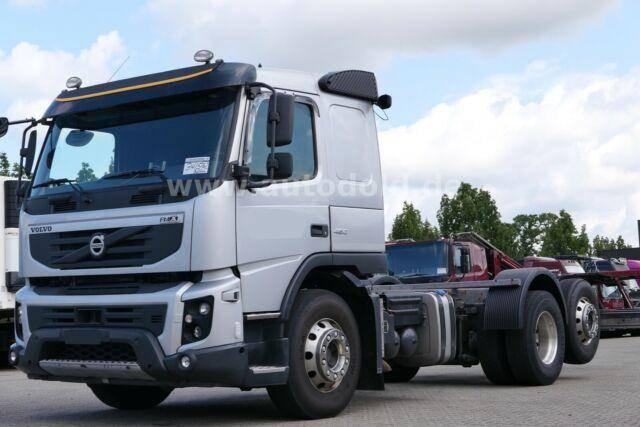 Volvo FMX 460 Fahrgestell Alufelgen Lift. Lenkachse E5 - 2014