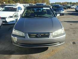 Foreign used camry open roof