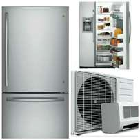 Air conditioner & refrigeration technician