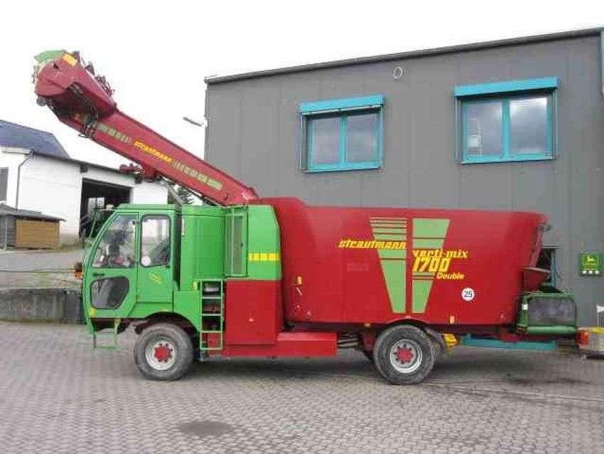 Strautmann Vertimix1700double S - 2011