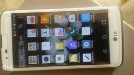 LG k7 perfect condition at 300k