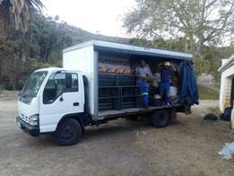 SAHS haulage home ,office and goods removal