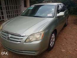 2006 Avalon v6 Fully Automatic