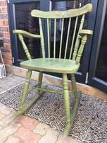Shabby Chick Rocking Chair