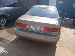 First Body Registered Toyota Camry 2001