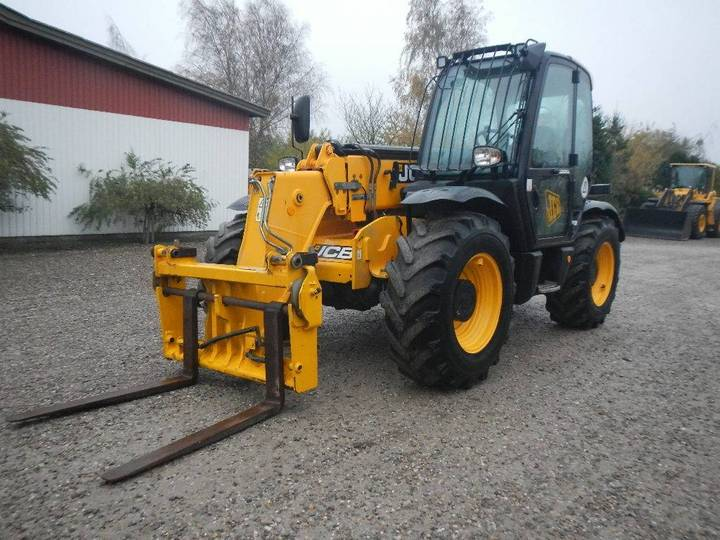 JCB 535-95 Loadall - 2011
