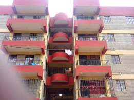 2 Br let ensuit kikuyu rd 20 min to cbd 1 km from equity bank riruta