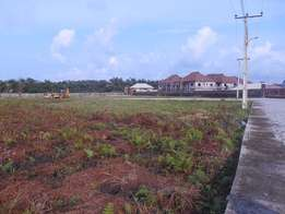 Standard Plots of Land for Sale in a gated living Estate in Sangotedo