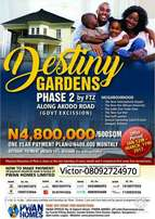Promo on Lekki Free trade Zone estates