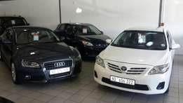 Huge range of Pre owned vehicles
