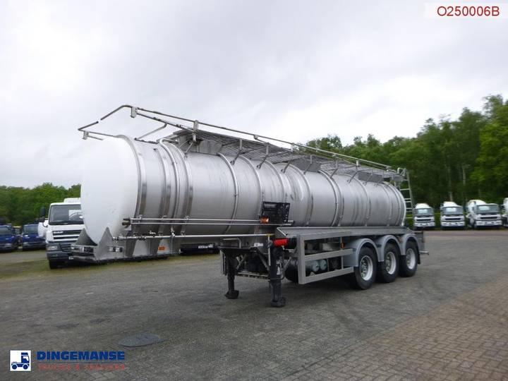 Crossland Chemical tank inox 22.5 m3 / 1 comp / ADR 08/2019 - 2006