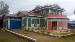 For Quick Sale Farm House in Ngata past Sobea