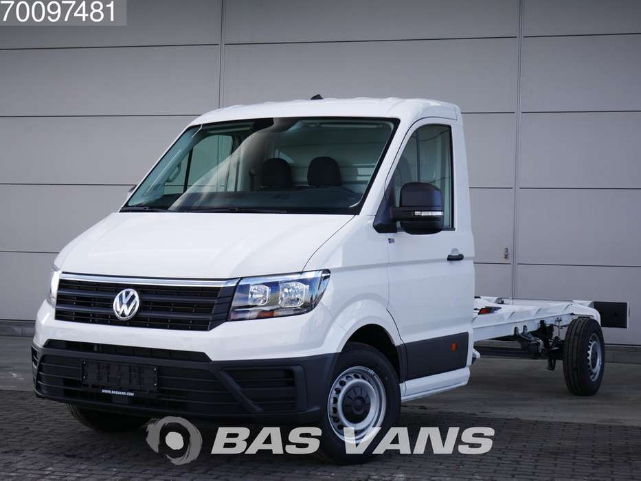Volkswagen Crafter 2.0 TDI Airco Cruise