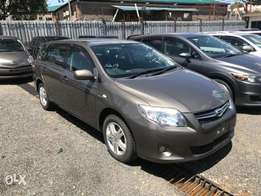 Toyota fielder 2011 model 1500cc auto