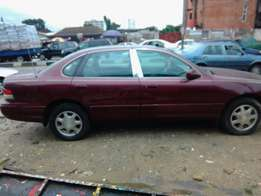 Red Toyota Camry at Give Away Price in Port Harcourt