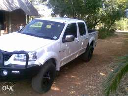 GWM STEED 5 Frontier 4x4 d/cab