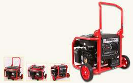 Brand new sumac firman -- ECO89900ES -- 7.5 kva petrol 2 years warran