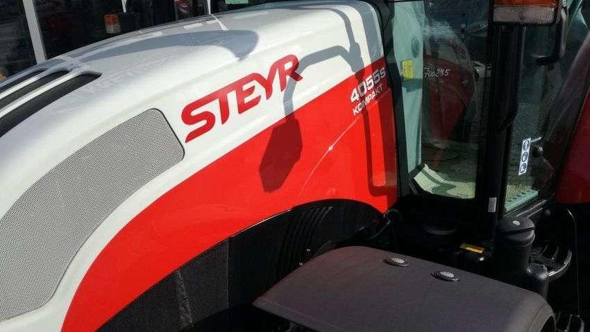 Steyr Kompakt 4055 S - 2018