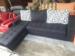 Five Seater Sectional Sofa.