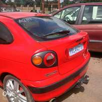 Renault Megane Coupe for stripping