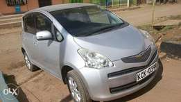Toyota Ractis 1300cc up for grabs