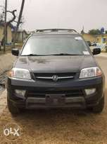 Clean Tokunbo Acura mdx 2003