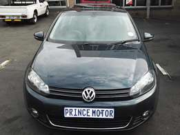 Pre Owned 2011 Golf 6 TDI Automatic Sunroof