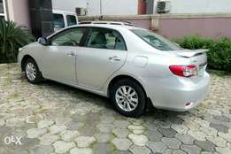 Bought brand new Toyota corolla 2012 model