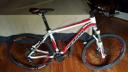 Merida TFS900 26er medium SLX/XT 10 speed