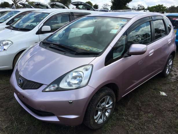 Honda Fit Woodly - image 3