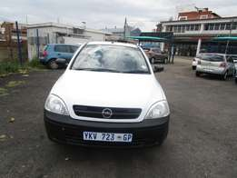 2005 Opel Corsa,white in color,2 doors,138 000km,excellent condition