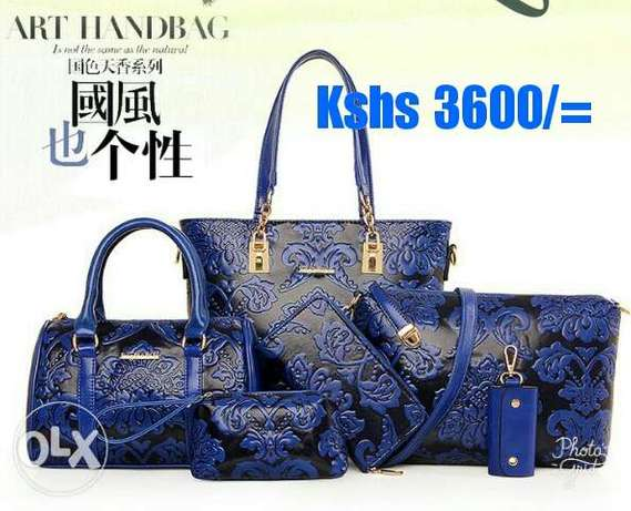 New sets of leather ladies handbags at exclusive prices NHC Estate - image 2