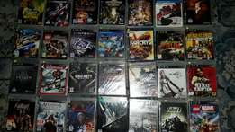 New Ps3 games for sale