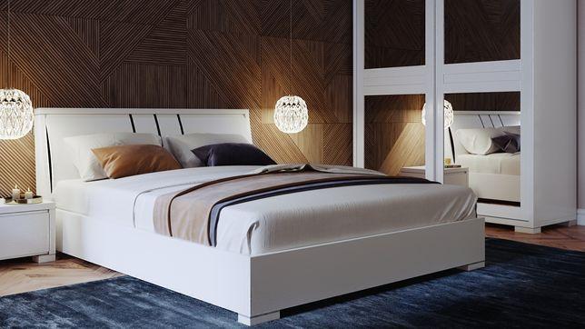 спальня амина тм бучинский мебель для спальни кровать тумбы