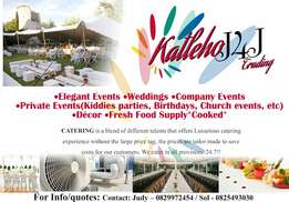 Cooking + Catering