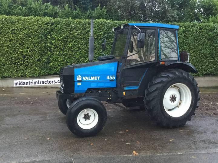 Valmet 455 2wd Tractor - 1993