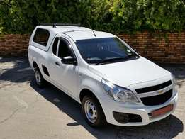 Clean and reliable 2014 Chev Utility 1.4i